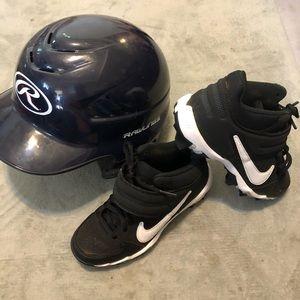 Boys Baseball Gear